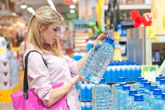 pet flaschen wasser ungesund